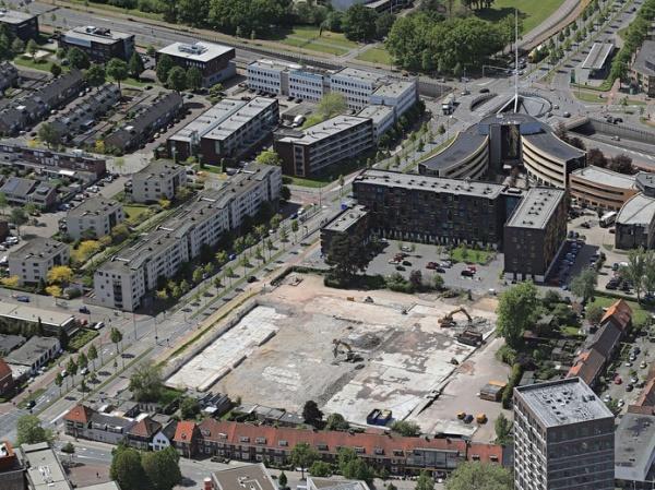 Gebiedstransformatie Eindhoven Packaging