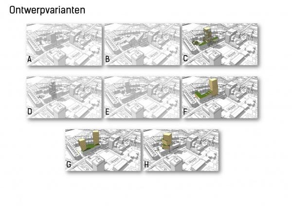 Stadskantoor Eindhoven & omgeving