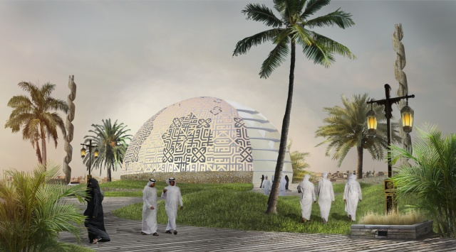 Janat Karbala - de nieuwe stad