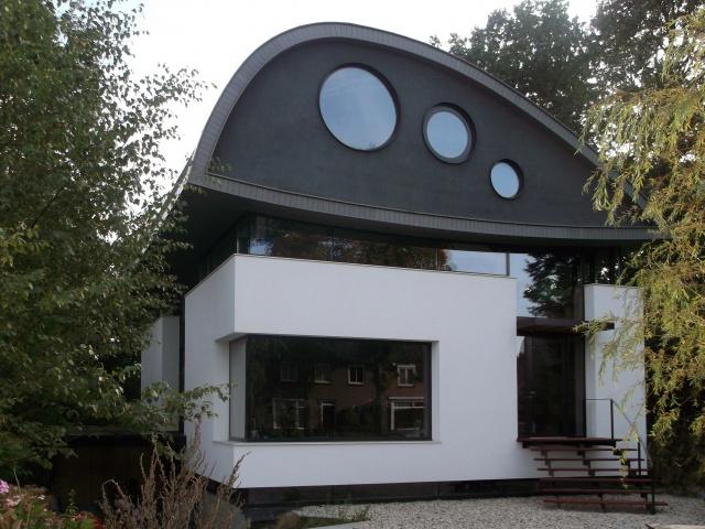 Kantoor en woonhuis Vissers & Roelands