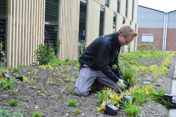 Parkeergarage Wageningen University & Research