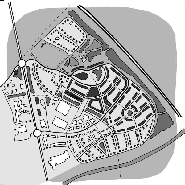 Woonwijk Selissen