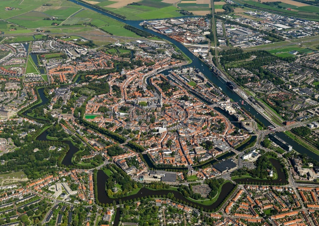 Welstandsnota's voor o.a. Stadsgewest Vlissingen-Middelburg