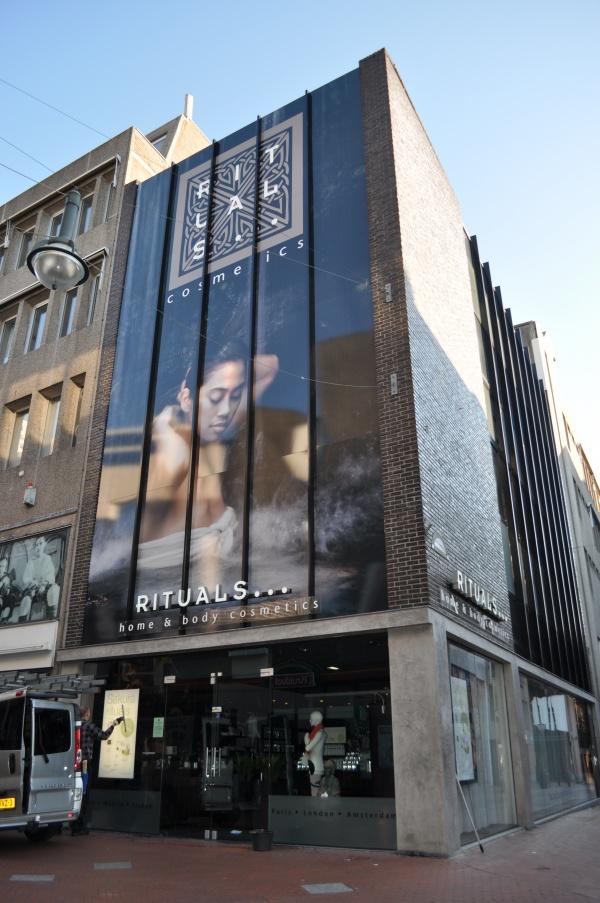 Renovatie winkelpand Rechtestraat
