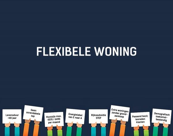 Flexibele woning