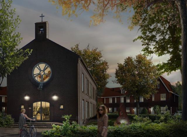 Herbestemming kerk Simpelveld