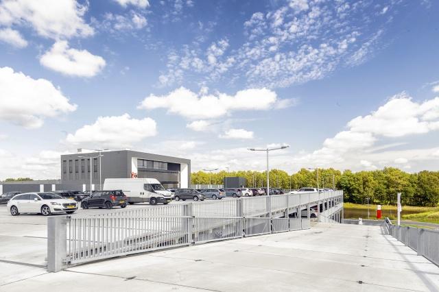 Parkeergarage DPD Westfields